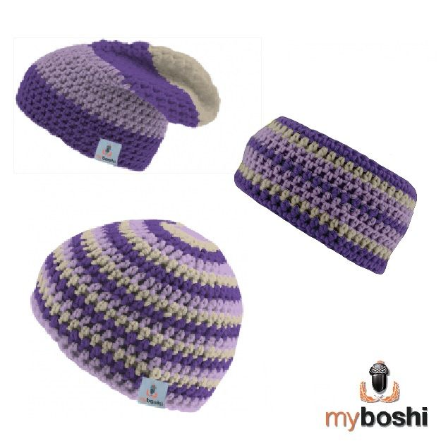 Boshi Crochet Image Information